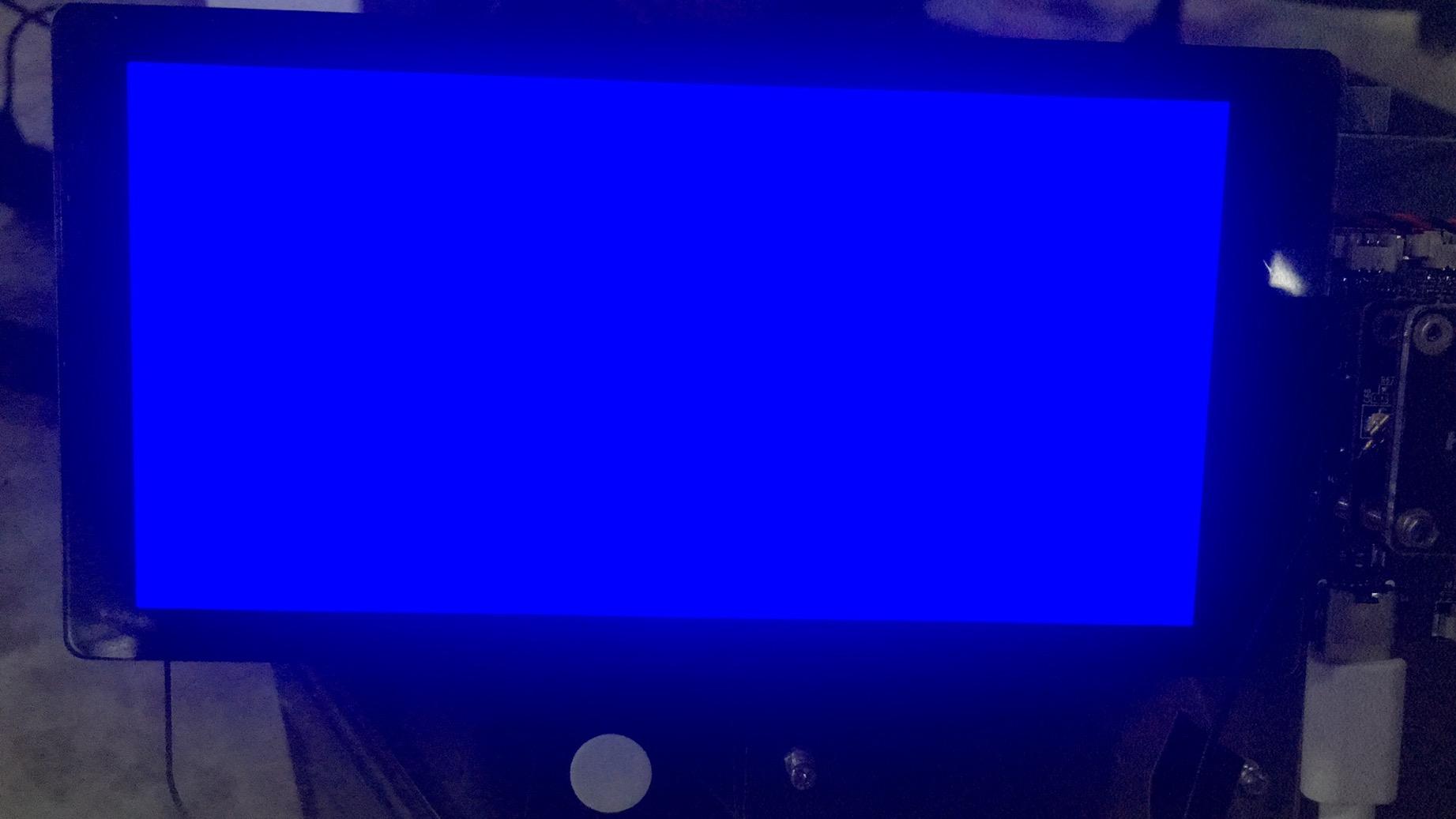 进行openharmony组件开发过程中,hi3516打开烧录进去的hap包显示蓝屏-鸿蒙HarmonyOS技术社区